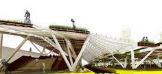 Segundo premio concurso ILAFA, Arquitectura en Acero / Olazábal-Piazzi-Torres