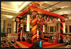 Mandap Decor n Lightening