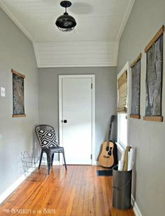 Indoor Paint Colors, Grey Paint Colors, Paint Colors For Home, House Colors, Wall Colors, Living Room Paint, Living Room Colors, Living Room Grey, Drive In