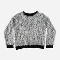 Caroline Bosmans Orru Wooly Sweater – MINI X STYLE