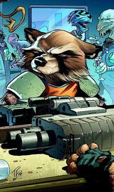Rocket Raccoon,,,,////