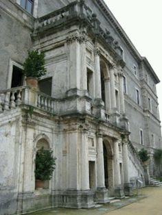 Lucrezia's house with Alfonso de Estell