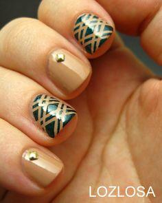 L O Z L O S A #nail #nails #nailart