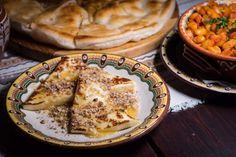 Bulgarian Desserts, Bulgarian Recipes, Bulgarian Food, Kashkaval Cheese, White Cheese, Shopska Salad, Tripe Soup, Scenic Photography, Night Photography