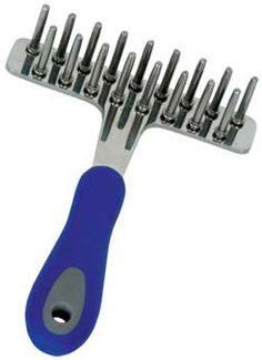 Weaver Burr Out Detangling Tool | ChickSaddlery.com