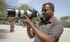 Mohamed Mohamud Timacade Shot 6x 10/22, died 10/26/2013 Aged 26 Universal TV Mogadishu #Somalia #SomaliaJournalism