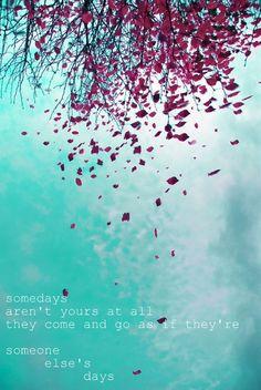 Somedays by Regina Specktor