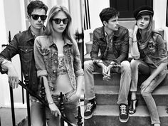 Pepe Jeans London 2013 Spring Summer Ad Campaign
