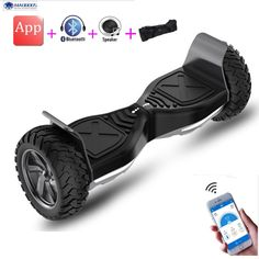Self Balance Scooter Inch Electric Scooter Gyroscooter Two Wheel Hoverboard Patinete Electrico Skateboard Overboard With APP Electric Scooter, Skateboard, Mobiles, Computers, Bluetooth, Headphones, Fun, Xmas, Free Shipping