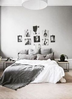 Bildresultat för bedroom inspiration scandinavian