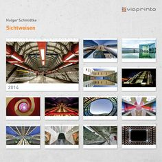 "Holger Schmidtke - #Motivkalender ""Sichtweisen"" | Kalender 2014, Motivkalender, Abstrakt, Werbekalender |  www.viaprinto.de/motivkalender#/sichtweisen"