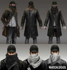Watch_Dogs on Behance