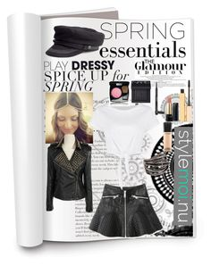 """""""Stylemoi.nu Fashion Contest & Anything Black! Fashion Contest"""" by lillianpaul ❤ liked on Polyvore"""