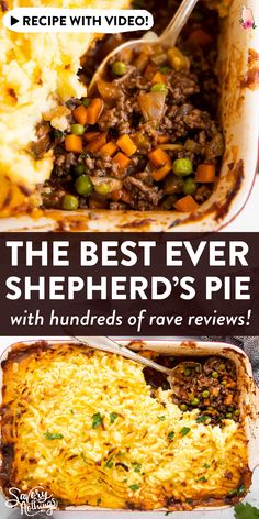 Beef Casserole Recipes, Casserole Dishes, Stew Meat Recipes, Hamburger Meat Recipes, Homemade Shepherd's Pie, Healthy Vegetables, So Little Time, Food Dishes, Pasta