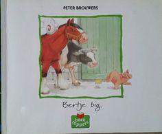 """Prentenboek """"Bertje Big"""""""