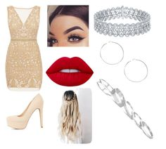 """""""..."""" by aninha-brigagao on Polyvore featuring Nicole Miller, Charlotte Russe and Kendra Scott"""