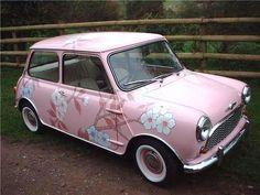Mini Marks & Spencer | MINI Art Cars | MINI | Mini Cooper | Dream Car…                                                                                                                                                                                 More