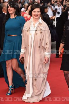Mad Max: Fury Road' premiere, 68th Cannes Film Festival, France - 14 May 2015  Isabella Rossellini  14 May 2015