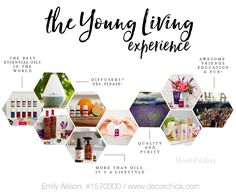 Come and Experience What Young Living Really Is! | Decorchick!®