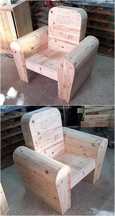 Not only the wooden pallets are great because they can be reshaped into unlimited ideas to decorate the home, but due to the reason that all the projects made up of wood pallets are price worthy and are inexpensive. In some cases, the wooden pallets are available at home of the individuals while in other