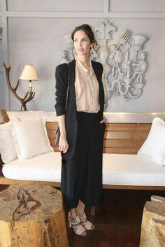 ¡Día de reuniones! Y Eugenia siempre impecable #models #allabouteu