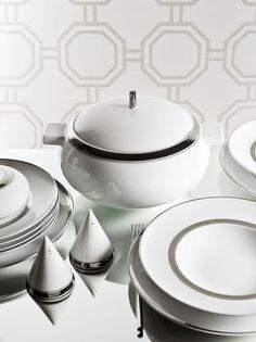 DOMO PLATINIUM - Tableware