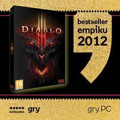 Przedstawimy Bestsellery Empiku 2012! Oto zwycięzca w kategorii gry na PC!