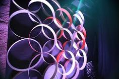 Image result for creative stage decoration ideas