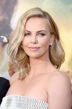 """Charlize Theron Photos Photos - Actress Charlize Theron attends the premiere of Warner Bros. Pictures' """"Mad Max: Fury Road"""" at TCL Chinese Theatre on May 7, 2015 in Hollywood, California. - Premiere Of Warner Bros. Pictures' 'Mad Max: Fury Road' - Arrivals"""