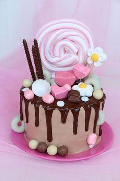 drip cake mikado