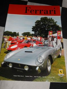 FERRARI OWNERS CLUB MAGAZINE AUTUMN 2005 147 FERRARI 250 GTO JACK SEARS 288 GTO