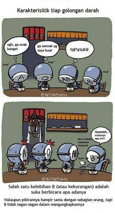 Komik Blood Type