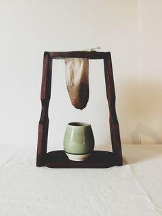 The Chorreador coffee maker