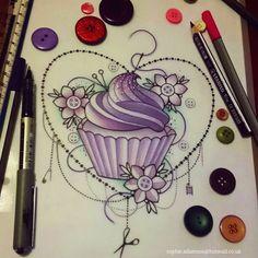 Sophie Adamson Tattoo Art
