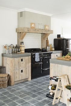 Restyle XL   Landelijke keuken   Luxus Wonen