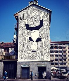 by Millo - Turin, Italy (LP)
