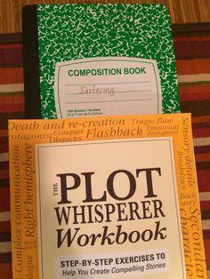 """""""Starting to #plot a new novel, I turn to the maestro, my dear friend @plotwhisperer!"""" Jordan Rosenfeld"""