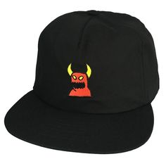 Buy Toy Machine Sketchy Monster Cap Black at the longboard shop in The Hague 98af77f356d3
