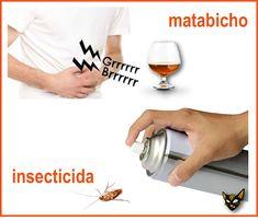 Zarampagalegando: Parellas imposibles. Insecticida / Matabicho