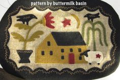 Buttermilk Basin design