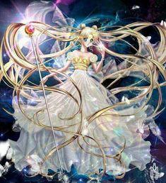 Sailoor moon princesa de la Luna
