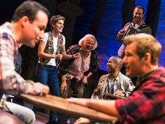 NEW YORK—Canadian musical Come From Away will embark on a North American tour beginning next year.The award-winning show will launch its tour at Seattle's Avenue Theatre in October cities have not yet been announced. Come From Away, Broadway Tickets, Broadway Nyc, Tuck Everlasting, Music Theater, Theatre Geek, Senior Picture Outfits, American Tours, Dear Evan Hansen