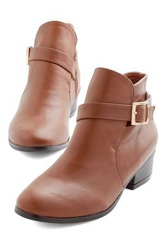 Style at the Ready Bootie
