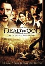 Deadwood (2004) afişi