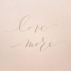 "2,273 Likes, 19 Comments - Sugar Paper Los Angeles (@sugarpaperla) on Instagram: ""Love more. #sugarpaper"""