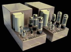 Marantz Model 5 power amplifiers