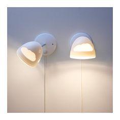 SKOJIG Ceiling lamp white