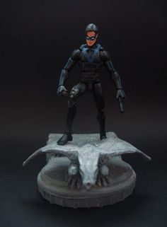 Nightwing (Batman) Custom Action Figure