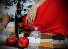 Wine | Apples | Прогулка | Пикник в лесу