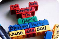 lego party ideas - Pesquisa Google
